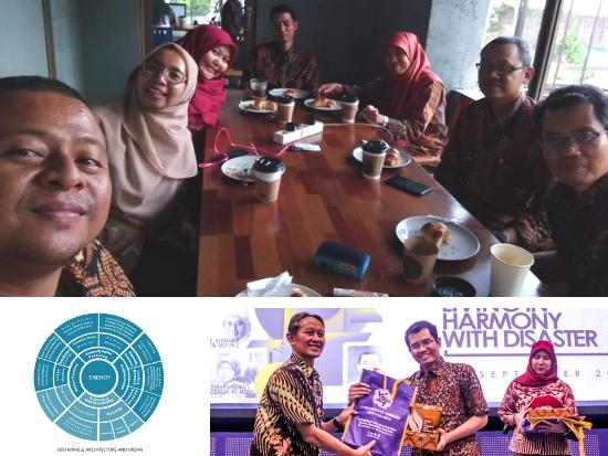 20180929 Diskusi bersama Bapak M. Donny Koerniawan dari Lab. Teknologi Bangunan ITB