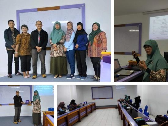 20181222. Workshop Model Pembelajaran berbasis SCL pada Pendidikan Arsitektur