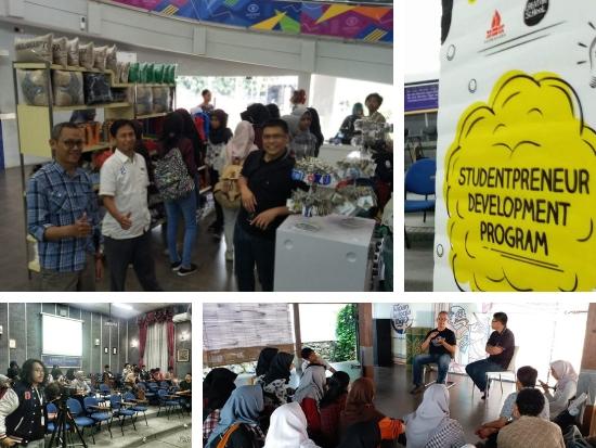 20190324 Studentpreneur Development Program untuk siswa SMA 3 Padmanaba Yogyakarta